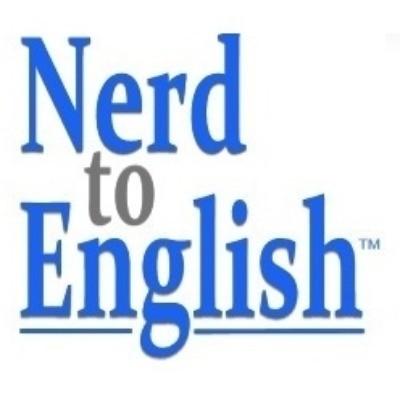 Nerd-to-English