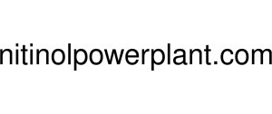 Exclusive Coupon Codes at Official Website of Nitinolpowerplant