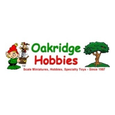Oakridge Hobbies & Toys