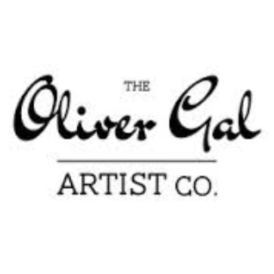 Exclusive Coupon Codes at Official Website of Oliver Gal