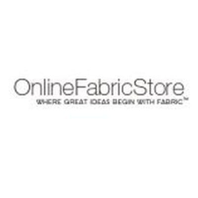 Check special coupons and deals from the official website of OnlineFabricStore