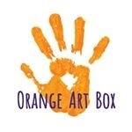 Orange Art Box