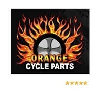 Orange Cycle Parts