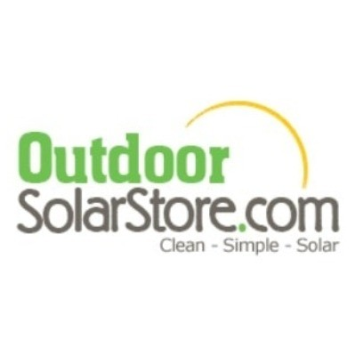 Exclusive Coupon Codes at Official Website of Outdoor Solar Store