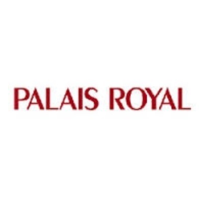 Exclusive Coupon Codes at Official Website of Palais Royal