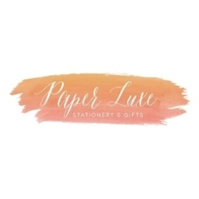 Paper Luxe