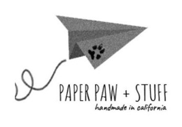 Paper Paw + Stuff