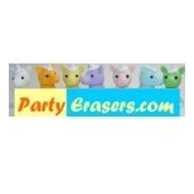 PartyErasers