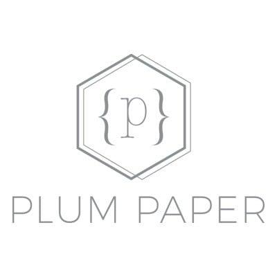 Plum Paper