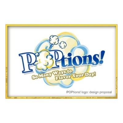 Poptions! Popcorn