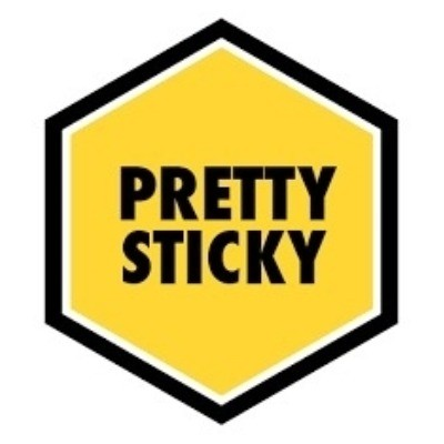 Check special coupons and deals from the official website of Pretty Sticky