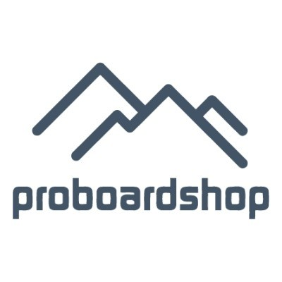Check special coupons and deals from the official website of ProBoardShop
