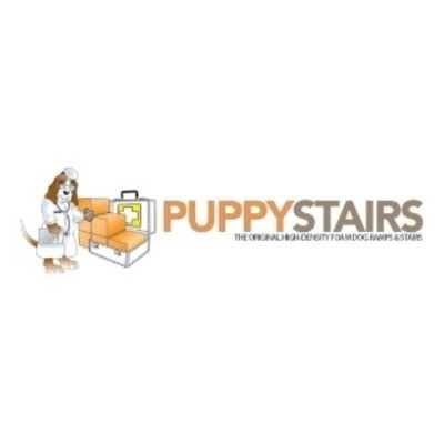 Puppy Stairs