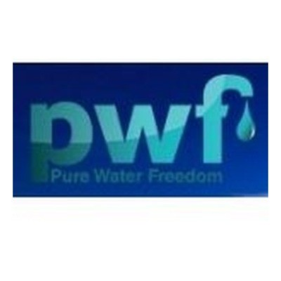 Exclusive Coupon Codes at Official Website of Pure Water Freedom