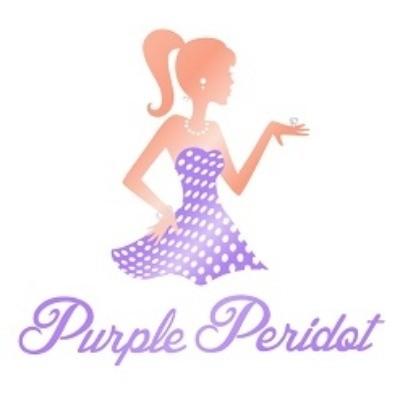 Purple Peridot
