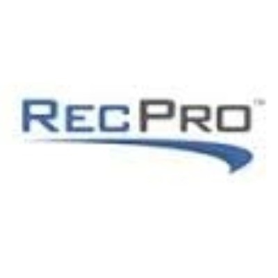 Check special coupons and deals from the official website of RecPro