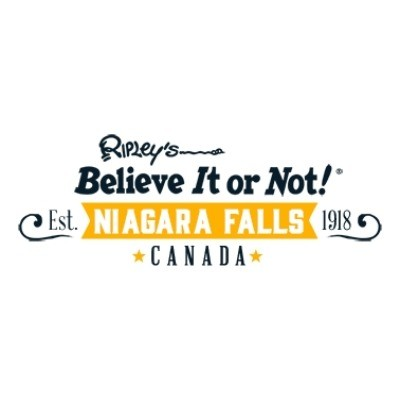 Ripley's Believe It Or Not Canada