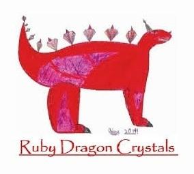 Ruby Dragon Crystals