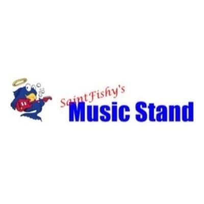 SaintFishy's Music Stand