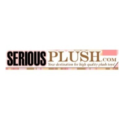 Serious Plush