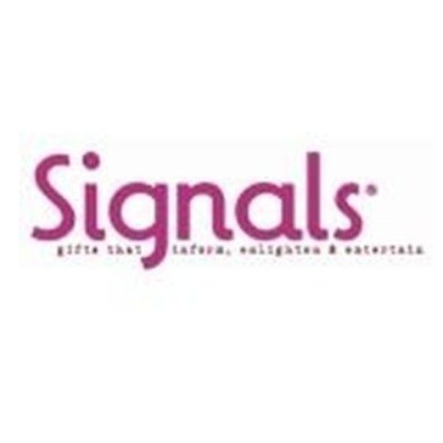 Check special coupons and deals from the official website of SIGNALS