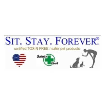 Sit. Stay. Forever.