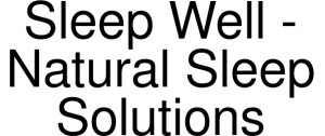 Exclusive Coupon Codes at Official Website of Sleep Well - Natural Sleep Solutions