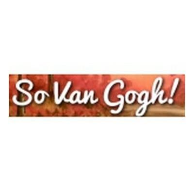 So Van Gogh!