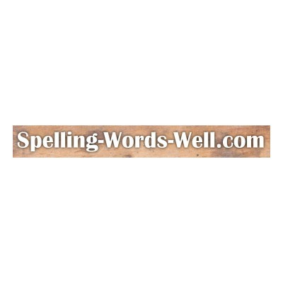 Spelling Words Well