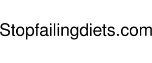 Exclusive Coupon Codes at Official Website of Stopfailingdiets