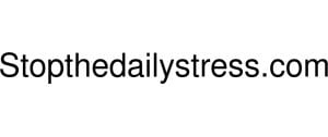 Exclusive Coupon Codes at Official Website of Stopthedailystress