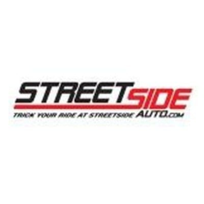 Check special coupons and deals from the official website of StreetSideAuto
