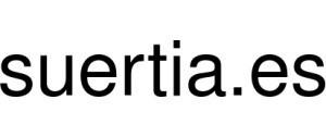 Exclusive Coupon Codes at Official Website of Suertia.es