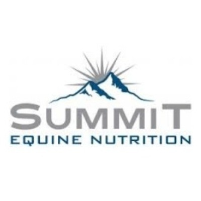 Exclusive Coupon Codes at Official Website of Summit Equine Nutrition