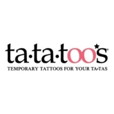 Temporary Breast Tattoos