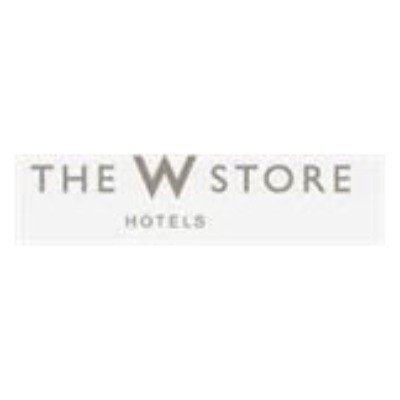The W Hotels Store