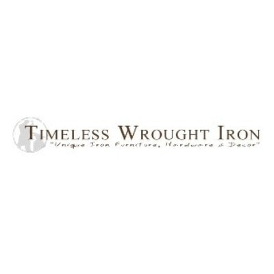 Timeless Wrought Iron
