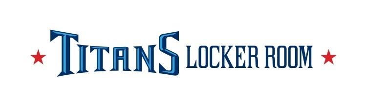 Titans Locker Room