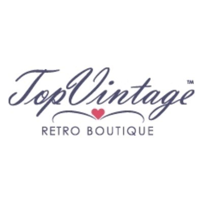 ef6784eba447 Check special coupons and deals from the official website of Top Vintage