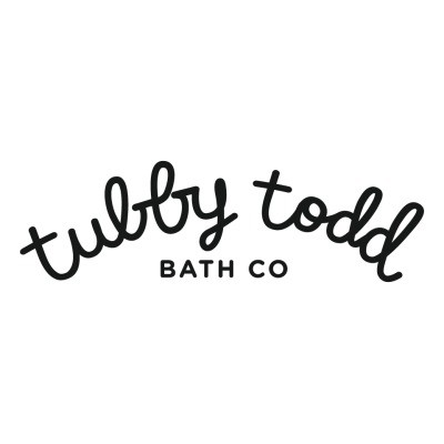 Check special coupons and deals from the official website of Tubby Todd Bath Co