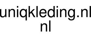 Black Friday Deals + Exclusive Coupon Codes @ Official Website of Uniqkleding.nl