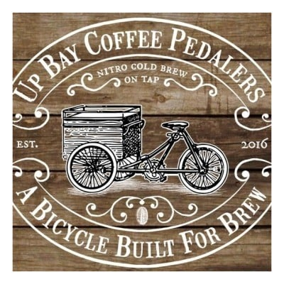 Up Bay Coffee Pedalers