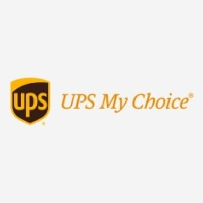 UPS My Choice