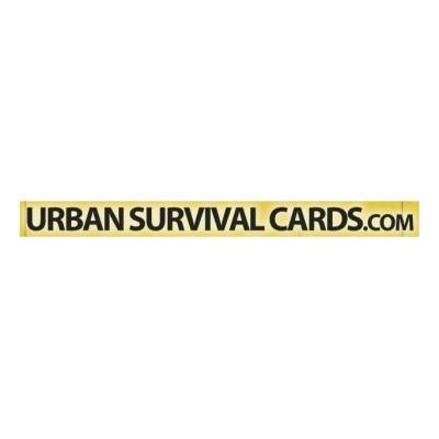 Urban Survival Cards