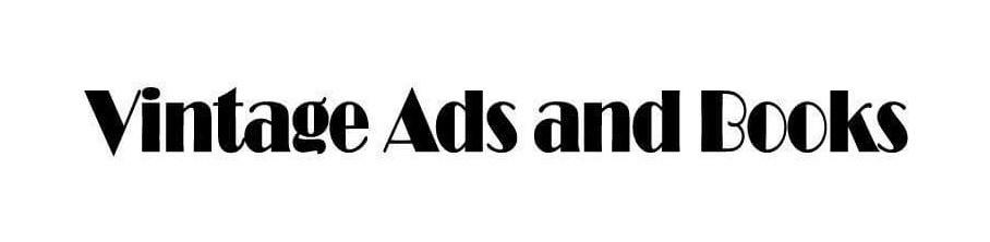 Vintage Ads Books