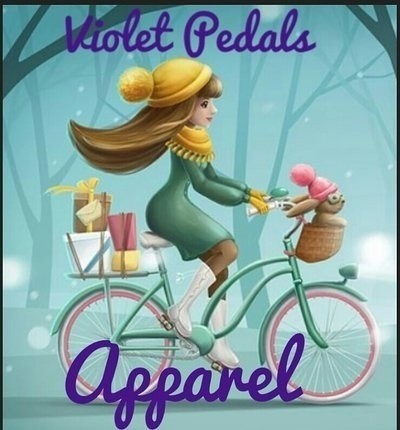 Violet Pedals Apparel