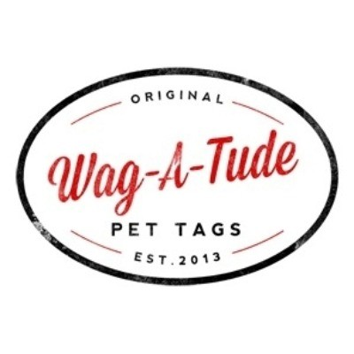 Wag-A-Tude Tags