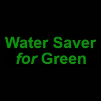 Water Saver For Green