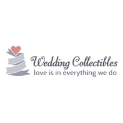 Free Ground Shipping on U.S. Orders Over $150 at Wedding Collectibles (Site-wide)