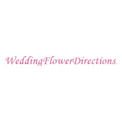 Wedding Flower Directions